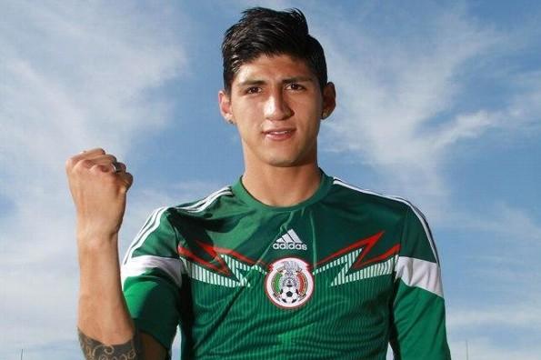 Reportan secuestro del futbolista mexicano Alan Pulido